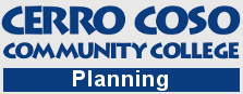 Cerro Coso Community College Planning